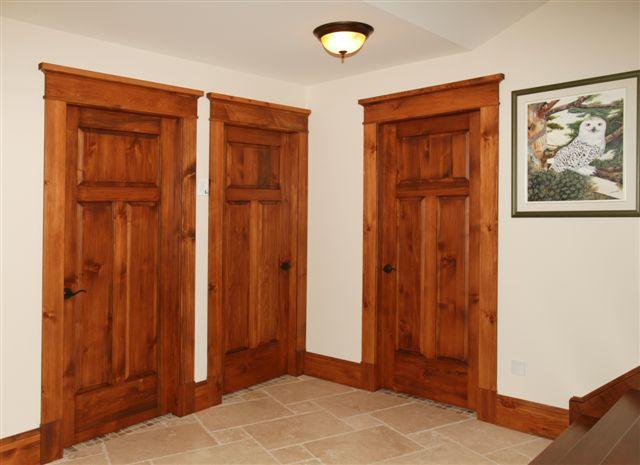 portes en bois int rieures menuiserie de l 39 estrie. Black Bedroom Furniture Sets. Home Design Ideas